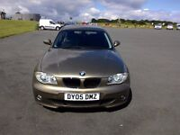 BMW 1 Series 118d Diesel, full leather seats, new sports suspensions, low mileage, Swap/ PX