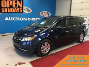 2015 Honda Odyssey EX-L W/NAVI! SUNROOF! FINANCE NOW!