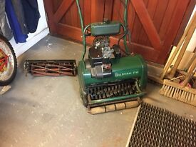 Atco Balmoral 17SE Lawnmower with Scarifier Cassette