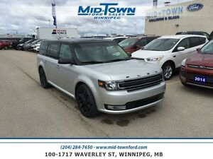 2016 Ford Flex SEL AWD Luxury Package