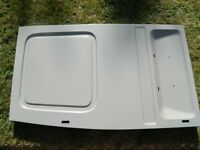 TRANSIT MK5 (SMILEY) NEW LEFT HAND REAR DOOR.
