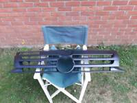 Vw t5.1 transporter front grill