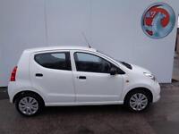 Suzuki Alto SZ (white) 2013-12-19