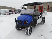 2016 Club Car Carryall  550 48V ELECTRIC  UTILITY GOLF CART