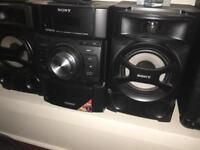 Sony Mini HIFI System