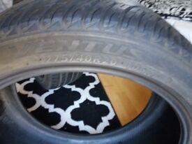 tyre R20/275/40