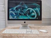 """Apple iMac 21.5"""" Core i5 - 2.7 Ghz 8Gb DDr3 1 Terabyte HD"""