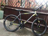 Giant talon 4 mountain bike will post