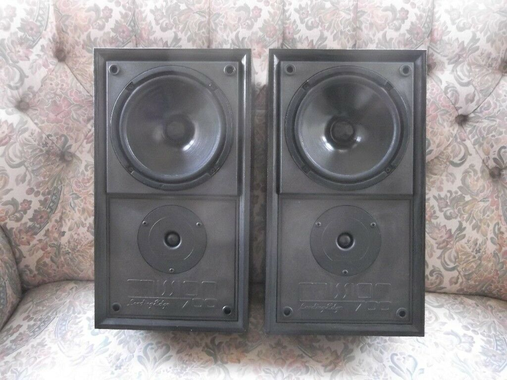Mission Model 700 Leading Edge Bookshelf Loudspeakers