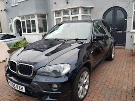 BMW X5 M SPORT 3.0d Black 5door 7 Seater in V.G.C