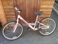 """24"""" girl Bike"""