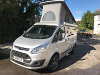 Incredible High Spec Ford Transit Wellhouse Terrier