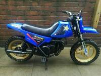 Yamaha PW50 Childs Automatic MX Bike