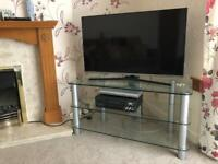 SOLD **TV Stand and TV