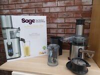 Sage by Heston Blumenthal The Nutri Juicer Plus 1300W 5-Speed BJE520UK