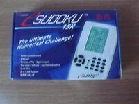 Sudoku Hand Held Game