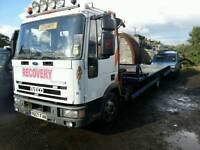 Iveco eurocargo 5 speed gear box