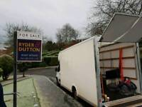 John Thompson and Sons house removals. Didsbury and south manchester areas.