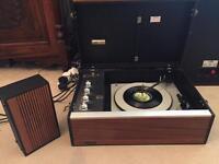Vintage Alba record player