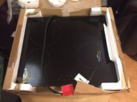 ALMOST NEW INDESIT ELECTRIC HOB