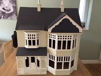 Beautiful Dolls House with Accessories