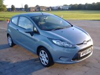 Ford Fiesta 1.25 Style+ (2009) 37,000 MILES - 12 MONTHS MOT - FREE 12 MONTHS BREAKDOWN COVER