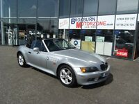 2000 BMW Z3 1.9 Z3 ROADSTER 2d 117 BHP **** GUARANTEED FINANCE **** PART EX WELCOME