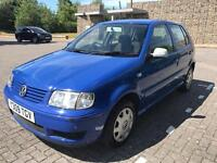 Volkswagen POLO 1.4 AUTOMATIC ONLY DONE 42K FROM NEW,WITH FULL HISTORY AND VOSA.. DRIVES THE BEST