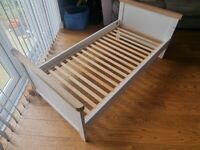 Mothercare Ludworth toddler bed and changing unit