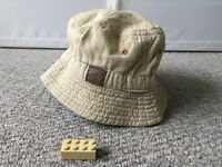 Khaki bucket hat - 2-4yr - £2