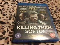 Killing Them Softly Blu Ray DVD