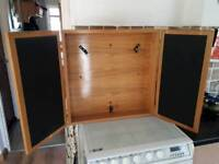 Dartboard case/cabinet