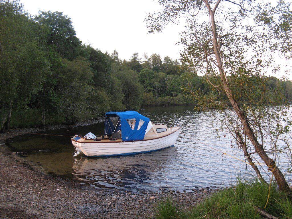 boat - sea nymph