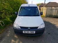 TRADE IN TO CLEAR ONLY £995. Vauxhall combo 1700 CDTI, 97,000 Miles, MOT 7/12/17,TEL-07477651115.