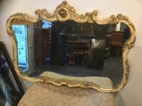 Older French styled Atsonea mirror