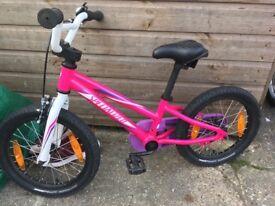 Girls 16in specializised bike