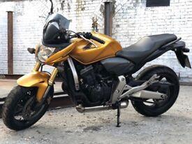2008 Honda CB600 Hornet Cat N