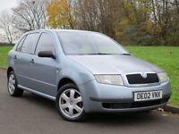 SKODA FABIA 1.4 5dr - CHEAP CAR | FIRST CAR __£650 __ BARGAIN | NOV 17' MOT