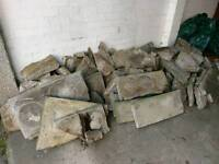 Concrete Slabs / Bricks / Rubble