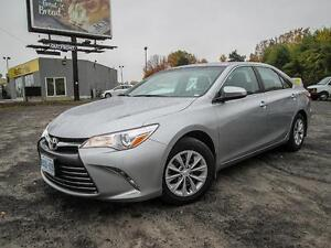 2015 Toyota Camry LE Backup Camera, 2.5L 4Cyl, 6 Speed Auto, Pwr