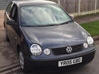 2005 05 Vw Volkswagen Polo 1.2 S Spares Or Repairs