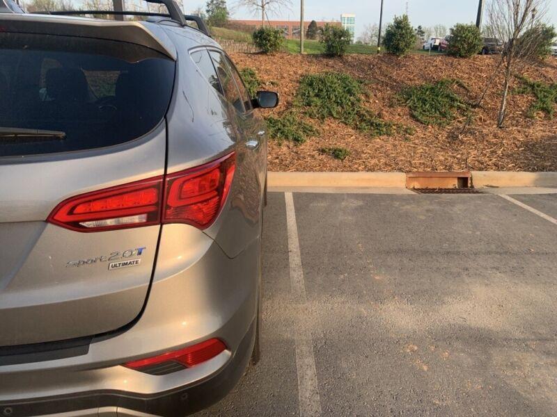 Image 5 Coche Americano usado Hyundai Santa Fe 2017