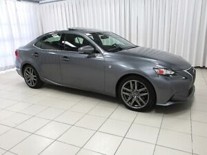2016 Lexus IS 300 LOW KILOMETERS ON THIS STYLISH AND SPORTY SEDA