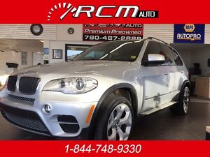2012 BMW X5 35i SUV TURBO AWD LEATHER NAVIGATION REAR DVD