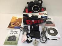 Canon Rebel XS DSLR - 18-55mm Lens