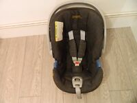 Mamas&Papas Isofix Cybex Aton Universal Rear facing Car Seat