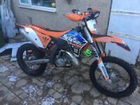 Ktm 200 2009