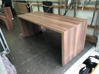 James Burleigh Waldo/45 table and bench set