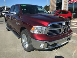 2017 Ram 1500 SAVE $13,500 ON THIS WELL EQUIPPED RAM BIGHORN