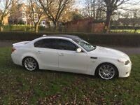 Ex police car BMW 530 M SPORT DIESEL 3litter 6 speed Run drive perfect in perfect condition